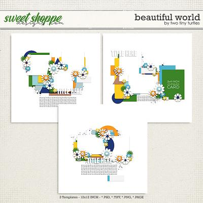 Beautiful World by Two Tiny Turtles