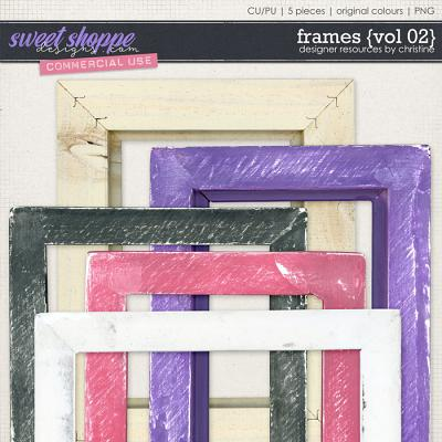 Frames {Vol 02} by Christine Mortimer