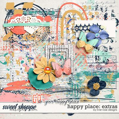 Happy Place: Extras by River Rose Designs