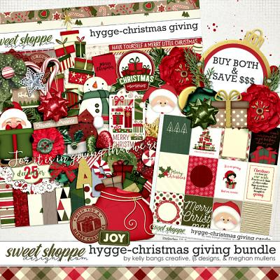 Hygge: Christmas Giving Bundle by Kelly Bangs Creative, LJS Designs and Meghan Mullens
