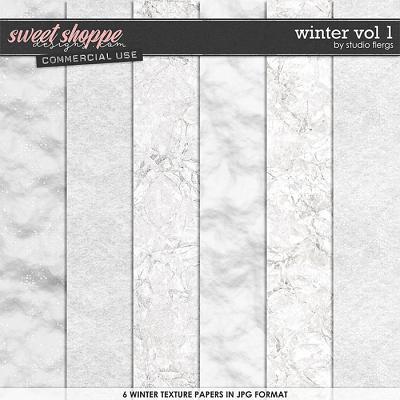 Winter VOL 1 by Studio Flergs
