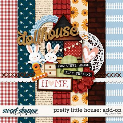 Pretty Little House: Add-On by Grace Lee