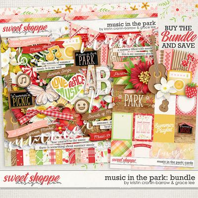 Music In The Park: Bundle by Grace Lee and Kristin Cronin-Barrow