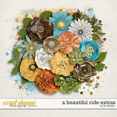 A Beautiful Ride Extras by LJS Designs