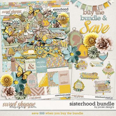 Sisterhood Bundle by JoCee Designs