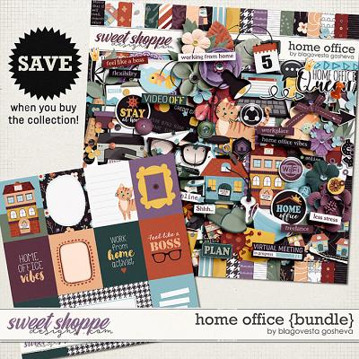 Home Office {bundle} by Blagovesta Gosheva
