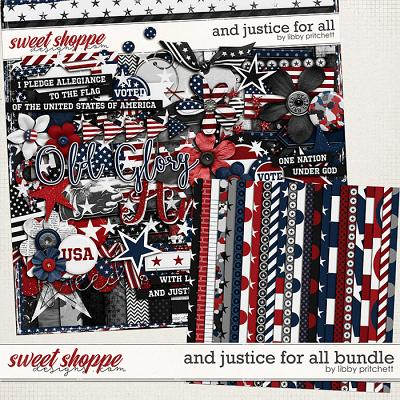 And Justice For All Bundle by Libby Pritchett