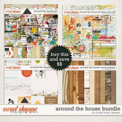 Around The House Bundle by Studio Basic