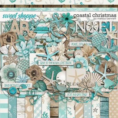 Coastal Christmas by Melissa Bennett