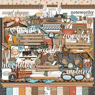 Noteworthy by LJS Designs