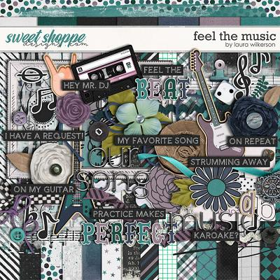 Feel the Music: Kit by Laura Wilkerson