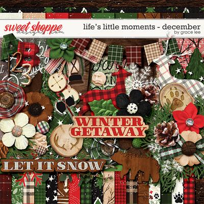 Life's Little Moments December by Grace Lee