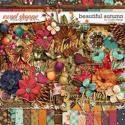 Beautiful Autumn by Studio Flergs