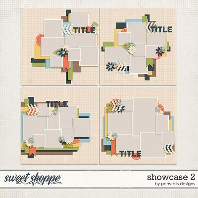 Showcase 2 by Ponytails