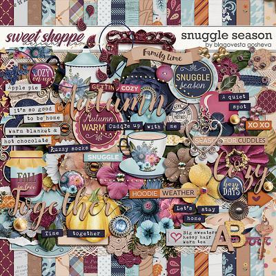 Snuggle season by Blagovesta Gosheva