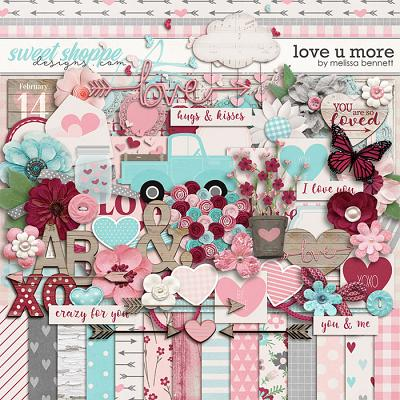 Love U More by Melissa Bennett