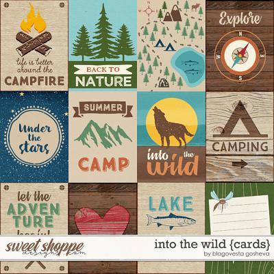 Into the wild {cards} by Blagovesta Gosheva