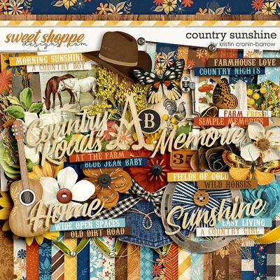 Country Sunshine by Kristin Cronin-Barrow
