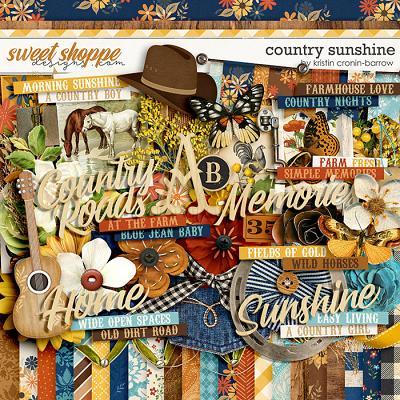 Country Sunshine by Kristin Cronin-Barrow