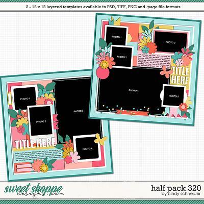 Cindy's Layered Templates - Half Pack 320 by Cindy Schneider