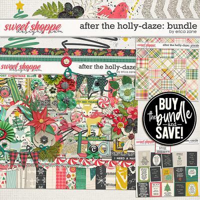 After the Holly-Daze: Bundle by Erica Zane