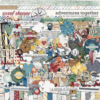 Adventures Together Kit by Studio Basic & Traci Reed