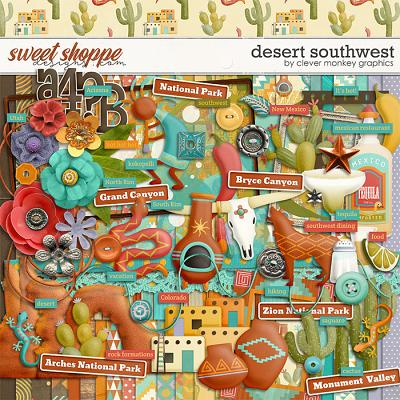 Desert Southwest by Clever Monkey Graphics