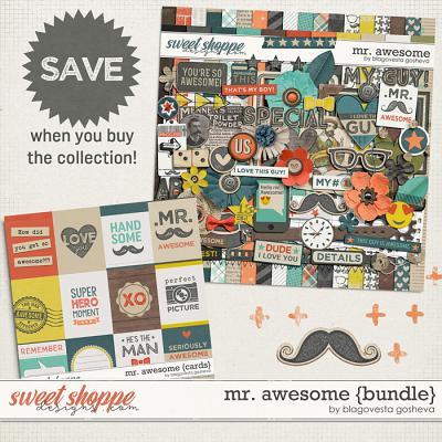 Mr. Awesome {bundle} by Blagovesta Gosheva