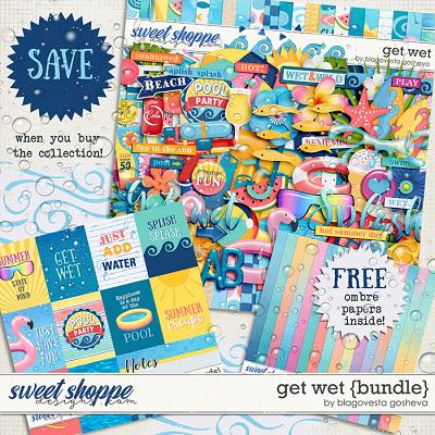 Get wet {bundle} by Blagovesta Gosheva