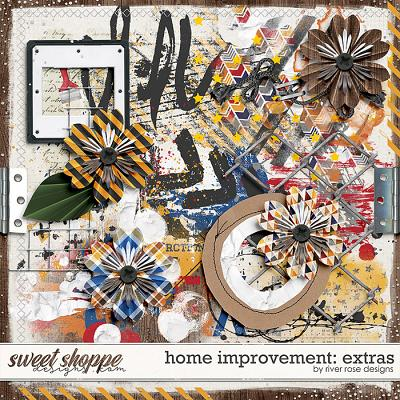 Home Improvement: Extras by River Rose Designs