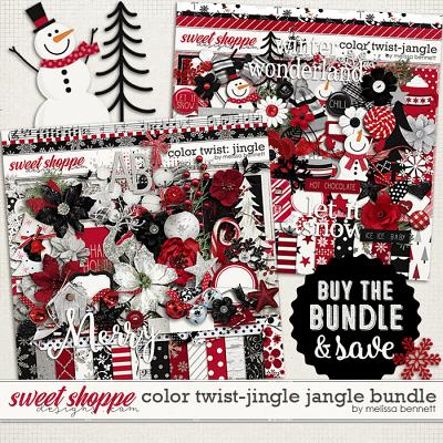 Color Twist-Jingle Jangle Bundle by Melissa Bennett
