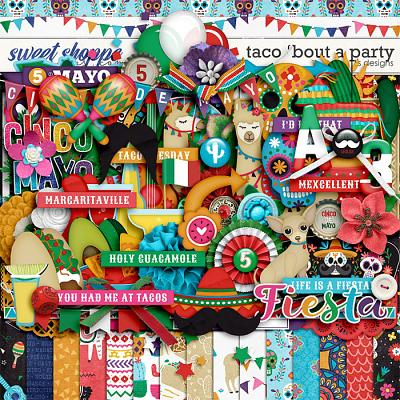 Taco 'Bout A Party by LJS Designs
