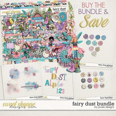 Fairy Dust Bundle by JoCee Designs
