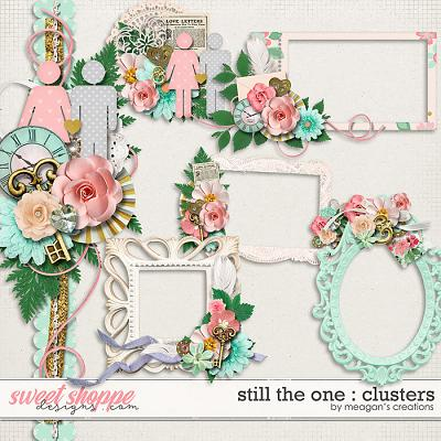 Still the One : Clusters by Meagan's Creations