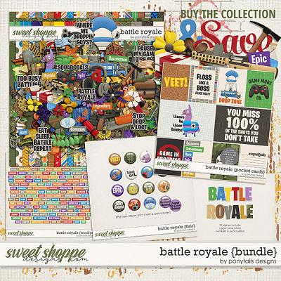 Battle Royale Bundle by Ponytails