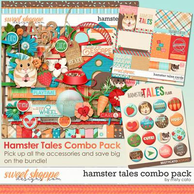 Hamster Tales Combo Pack by Misty Cato