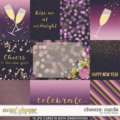 Cheers: CARDS by Studio Flergs
