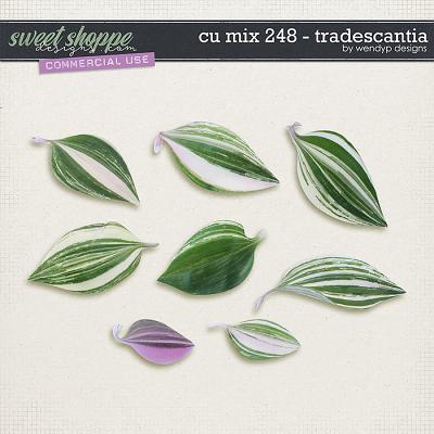 CU mix 248 - tradescantia by WendyP Designs