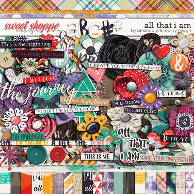 All That I Am by Amanda Yi & Red Ivy Design