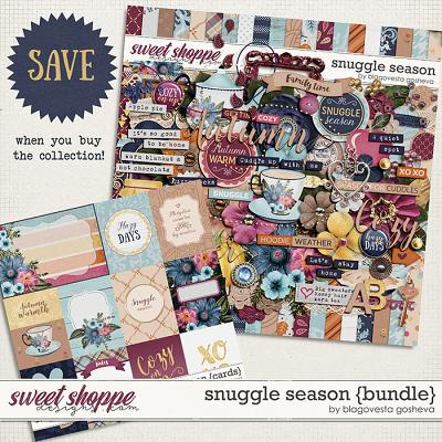 Snuggle season {bundle} by Blagovesta Gosheva