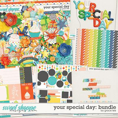 Your Special Day: Bundle by Grace Lee