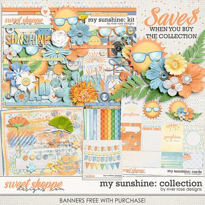 My Sunshine: Collection + FWP by River Rose Designs