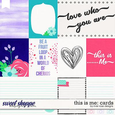 This is Me: Cards by River Rose Designs