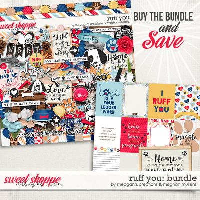 Ruff You-Bundle by Meagan's Creations and Meghan Mullens