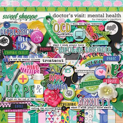 Doctor's Visit: Mental Health by Meagan's Creations