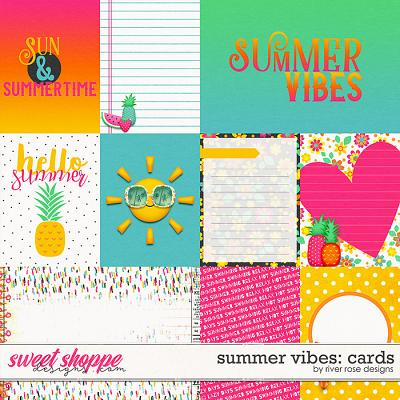 Summer Vibes: Cards by River Rose Designs