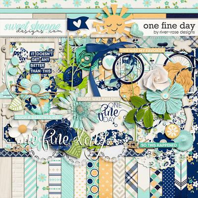 One Fine Day Kit by River Rose Designs