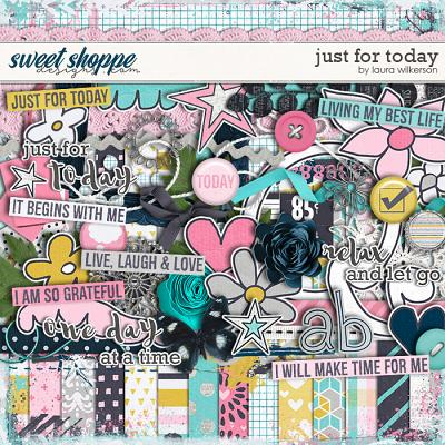 Just For Today: Kit by Laura Wilkerson