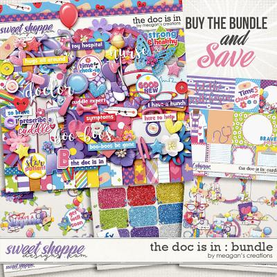 The Doc Is In: Collection Bundle by Meagan's Creations