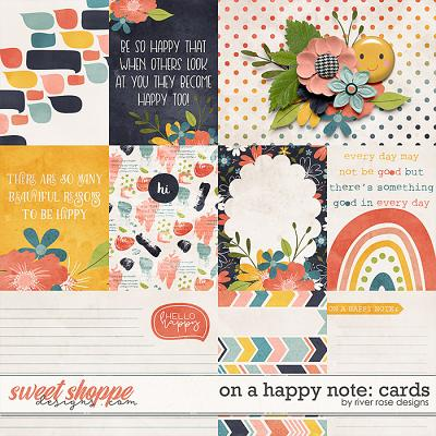 On a Happy Note: Cards by River Rose Designs
